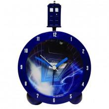 Doctor Who TARDIS Vekkerklokke