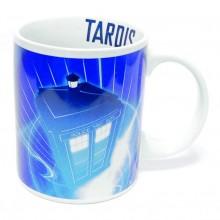 Doctor Who TARDIS Kopp med trykk