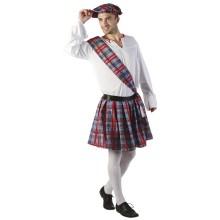 Skotsk Karnevalskostyme Herre