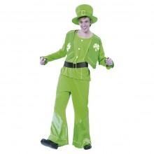 St. Patrick Karnevalskostyme Herre