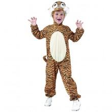 Tiger Karnevalskostyme Barn