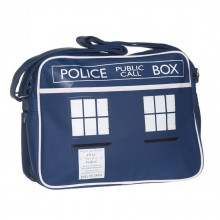 Doctor Who Tardis Messenger Veske