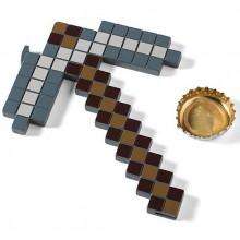 Minecraft Pickaxe Opptrekker