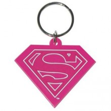 Supergirl Nøkkelring