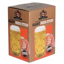 Gigantisk Øl-Glass