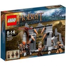 LEGO The Hobbit Bakholdsangrepet i Dol Guldur 79011