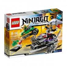LEGO Ninjago OverBorgs Attack 70722