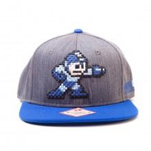 Megaman Snapback Caps