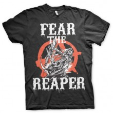 T-Skjorte Fear The Reaper Sort