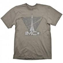 T-Skjorte Titanfall IMC Vintage Logo