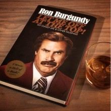 Bok -  Ron Burgundy - Let Me Off at the Top