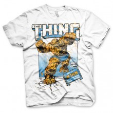 T-Skjorte The Thing Action Hvit
