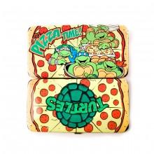 Lommebok TMNT - Retro Pizza Time