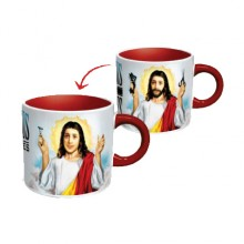 Kopp Jesus Shaves