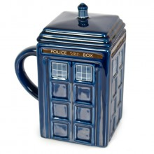 Doctor Who TARDIS Kopp