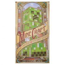Minecraft Computronic Plakat