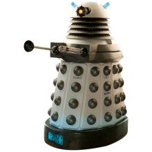Doctor Who Dalek Projektor Vekkerklokke