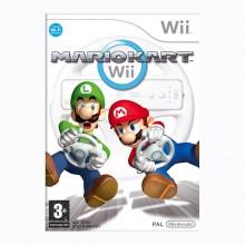 Mario Kart Wii (inkl. Wii Racing Wheel)