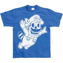 Super Mario Skull T-Skjorte