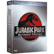 Jurassic Park 1-3 Trilogi Boks (Blu-Ray)