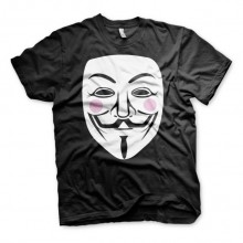 V For Vendetta T-skjorte