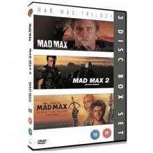 Mad Max Triologi (UK import) DVD