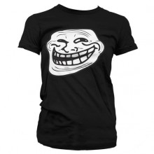 Trollface Girly T-Shirt