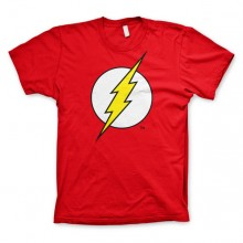 The Flash Emblem T-skjorte
