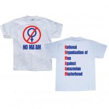 NO MAAM T-skjorte