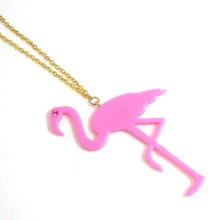 Flamingo Halskjede