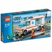 LEGO City Ambulanse 4431