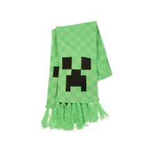 Minecraft Creeper Skjerf