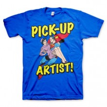 Superman Pick-Up Artist T-skjorte