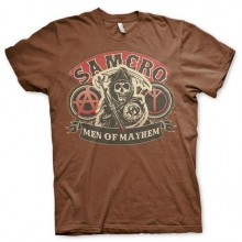 SAMCRO - Men Of Mayhem T-skjorte