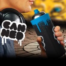 Canned - Sprayboks Reisekopp