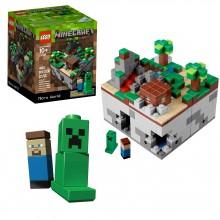 Minecraft LEGO 21102