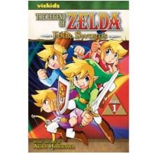 The Legend of Zelda 6 - Four Swords (Part 1)