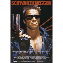 The Terminator Filmposter