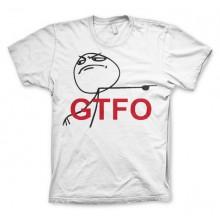 GTFO T-skjorte