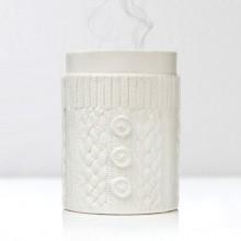Knitted Mug - Den strikkede koppen