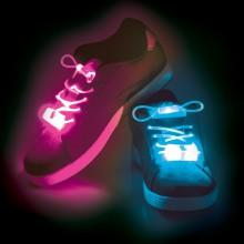 Lysende LED Skolisser