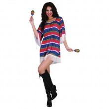 Meksikansk Jente Kostyme
