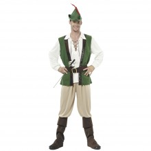 Robin Hood Kostyme
