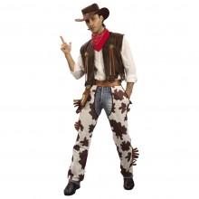 Cowboy Karnevalsdrakt