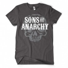 Sons Of Anarchy Motorcycle Club T-skjorte