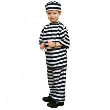 Fange Karnevalsdrakt Barn