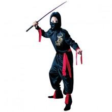 Ninja Karnevalskostyme Barn