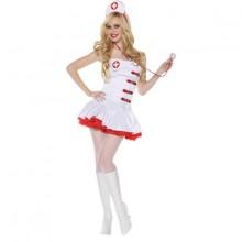 Sexy Sykepleier Kostyme