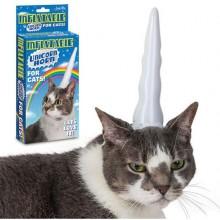 Oppblåsbart Enhjørningshorn for Katter