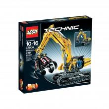 LEGO Technic Gravemaskin 42006
